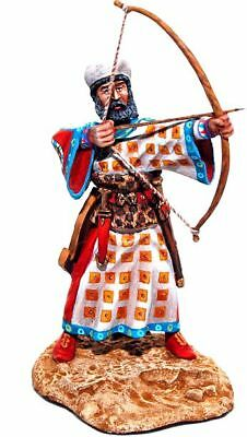 Tin soldier, Collectible, Median Archer, Persian infantry, Mercenary, Wars, 54mm
