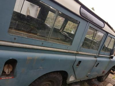 Land rover series 3 109 Diesel ONLY ONE on ebay!***