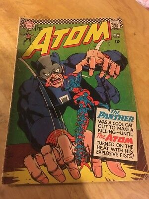 Atom #27, SA 1966, from DC Comics!! 12 cent Cover! Save on Ship, See Inside!