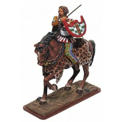 Tin soldier, Collectible, Persian Mounted Warrior, Cavalryman,Light cavalry 54mm
