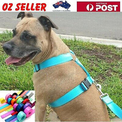Dog Harness Large Xl Breeds Control Very High Quality Soft Strong Safe 20 Colour