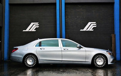Mercedes-Benz S-Class Maybach S 650 Sedan 2018 Mercedes Benz S650 Maybach V12 $205,400 MSRP 924 Miles Financing Available