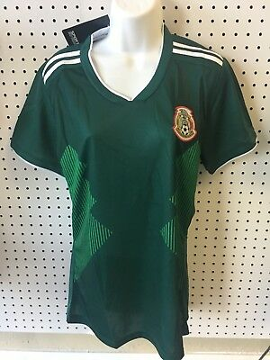 776aaf507c7 WOMEN MEXICO HOME Soccer Jersey 🇲🇽 (Size M) - $26.00 | PicClick