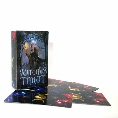 Witches Tarot deck 78 cards - read your fate, dreams, future