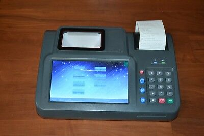 TPS550 All-in-one Desktop POS with Fiscal System Tested & Working