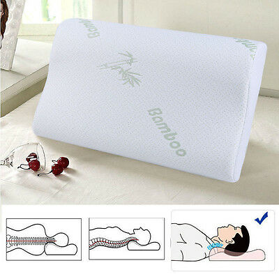 2-Pack Memory Foam Pillow Premium Bed Pillows for Neck Support and Pain Relief