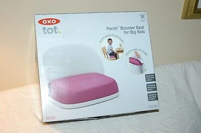 OXO tot Perch Booster Seat for Big Kids Brand NEW