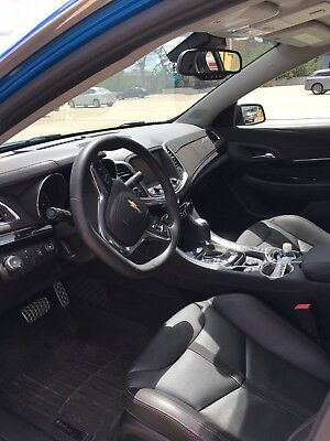 2015 Chevrolet SS  2015 Chevrolet SS Perfect Blue; Automatic; 5500 miles; Warranty; Mint; NYC/NJ