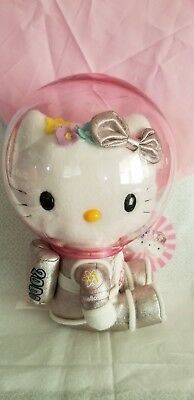Hello Kitty  2000 Space Millenium Wedding With Helmet  With tags Super Cute!