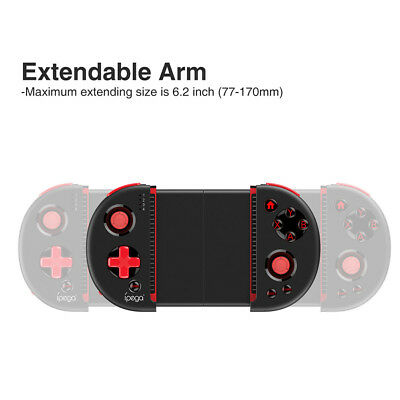 iPEGA PG-9087 Bluetooth Wireless Game Controller Extendable Gamepad USB Charging