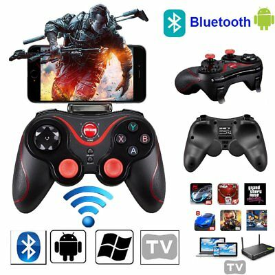 Wireless Bluetooth Game Controller Gamepad Joystick for Android Phone TV Box BT