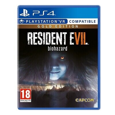Resident Evil 7 Biohazard Gold Edition PS4 Game (PSVR Compatible) | PlayStation