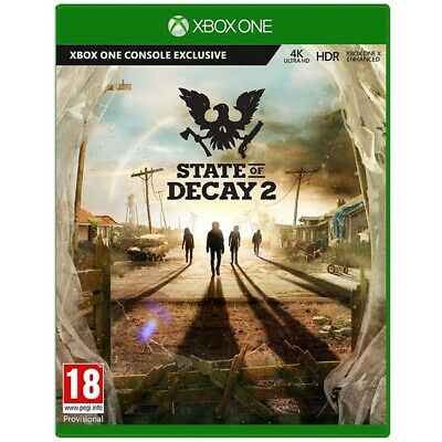 State of Decay 2 Xbox One Game | Xbox One - New Game