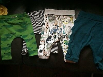 Bundle Of Trousers Leggings From Next. 3-6 Months. Fab Condition