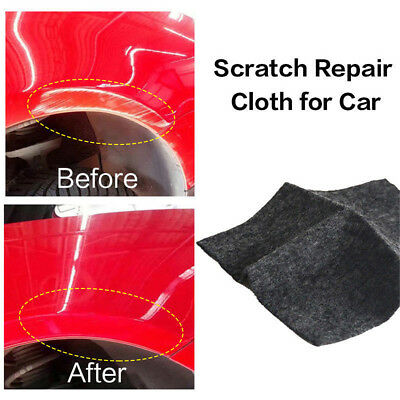 Amazing Car Remove Scratches Scratch Eraser Magical Cloth Clear Fast Fix Hot AU