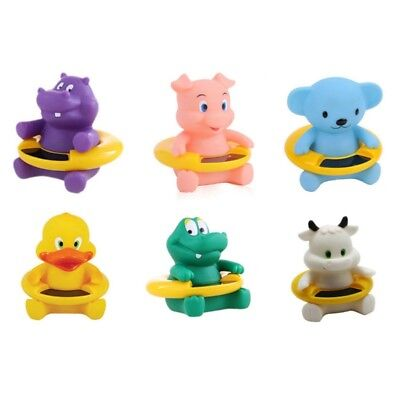 Unisex Float Animal Cold Water Temperature Tester Toys Baby Bath Tub Thermometer