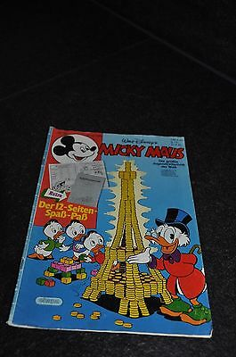 Altes Mickey Mouse Heft, Nr. 39/ 1985
