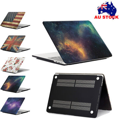 """Rubberized Hard Skin Case Cover for MacBook Pro Air Touch Bar 11""""12""""13""""15"""""""