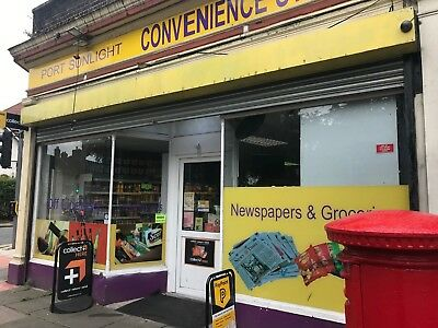 Convenience store / Off licence / Grocery shop for quick sale / Merseyside
