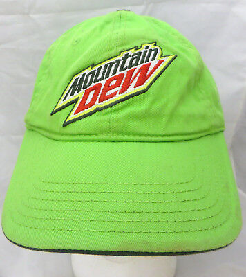 28299115648a6 DIET MOUNTAIN DEW Soda Mens Fitted Baseball Cap Hat -  7.96