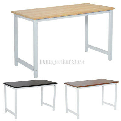 120cm Computer PC Desk Home Kitchen Office Indoor Study Dining Table Workstation