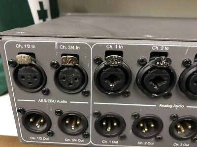 AJA Io 101351 Video Mixer System Full Working Order
