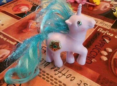 Mein kleines Pony My little Pony G1 Princess Sparkle 1986