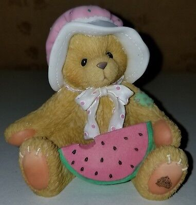 RARE NEW Cherished Teddies - # 187 Of Only 5000 Made - Londa - 676934