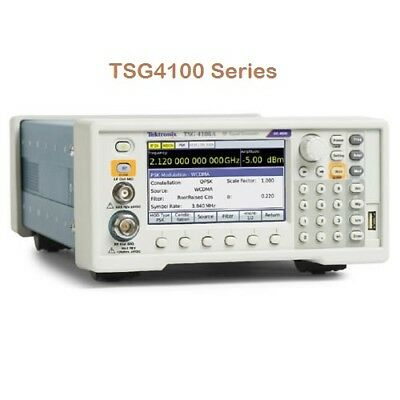 Tektronix TSG4102A RF Vector Signal Generator; 2 GHz  With E1