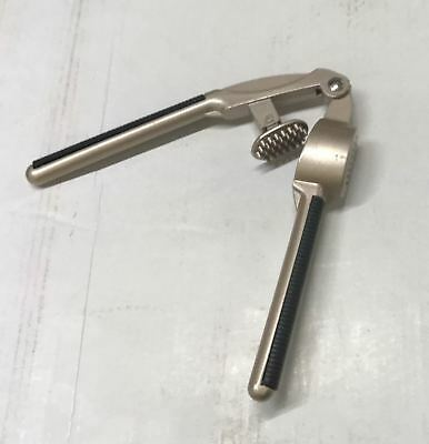 Stainless Steel Home Kitchen Mincer Tool Garlic Press Crusher Squeezer Masher