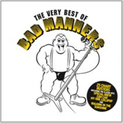 Bad Manners-The Very Best Of  (US IMPORT)  CD NEW