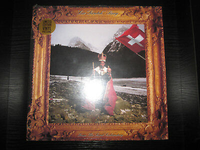 Lee Scratch Perry-From The Secret Laboratory 1Lp Limited Edition Mango 1990 Onu