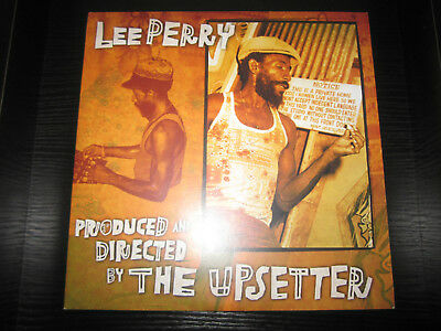 Lee Perry-Produced And Directed 2Lp Pressure Sounds 1998 Upsetter The Flames***
