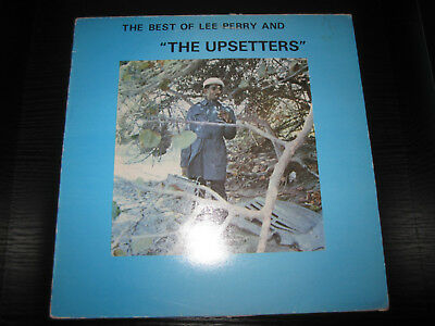 Lee Perry & The Upsetters-The Best Of Lee Perry And The Upsetters 1Lp Jet Star**