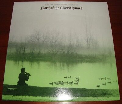Dub Syndicate-North Of The River Thames 1Lp Onu 1984 Style Scott Augustus Pablo*