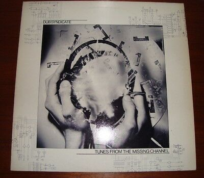 Dub Syndicate-Tunes From The Missing Channel 1Lp Onu 1984 Bim Sherman Jah Wobble