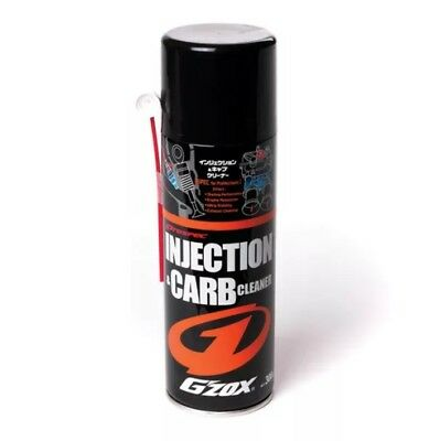 G'zox Injection & Carb Cleaner (Soft99) Anti Carbon (Analogue SHUMA) 300ml