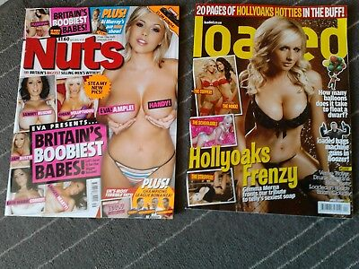 nuts and 1 other magazines