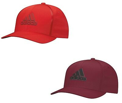e9bfb5863 ADIDAS TOUR DELTA Textured Hat Mens Fitted Cap - Pick Size & Color
