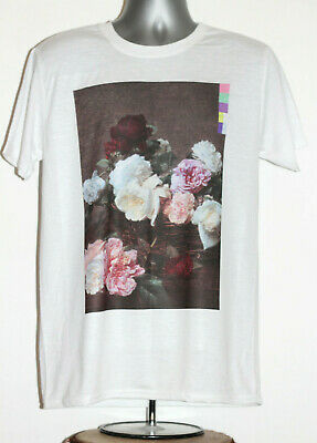 01a17340 NEW ORDER Power Corruption and Lies TShirt. Factory Records. Henri  Fantin-Latour