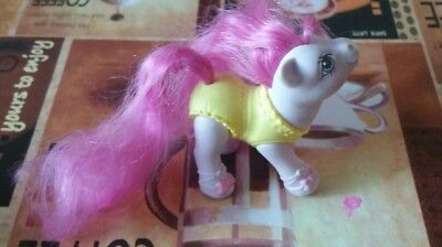 Mein kleines Pony My little Pony G1 Baby Seidentanz 1990