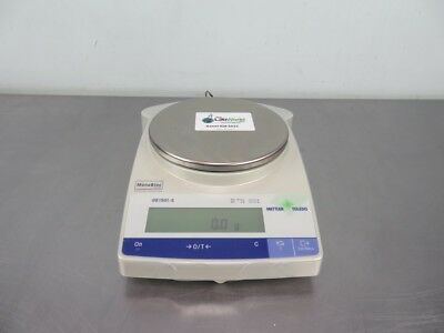 Mettler Toledo GB1501-S Balance with Warranty SEE VIDEO