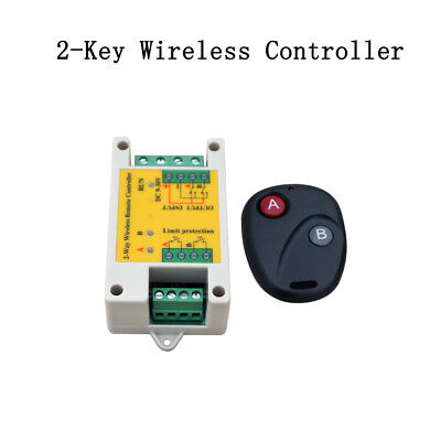 Wireless Linear Actuator Controller DC 8-30V Remote Motor Control  for Auto Lift
