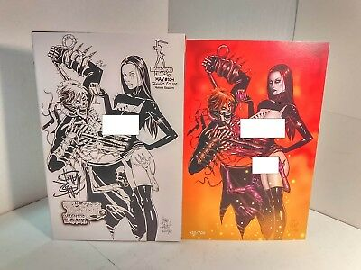 Tarot: Witch of the Black Rose #104 - Studio Deluxe Ed (2000) 9.0 VF/NM - Signed