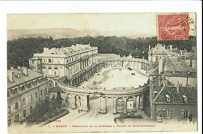 CPA -Carte postale- FRANCE  Nancy - Hémicycle de la Carrière-  S1162