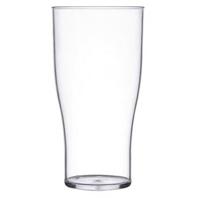 Polystyrene Beer Glasses 570ml CE Marked (Pack of 48) (Next working day to UK)