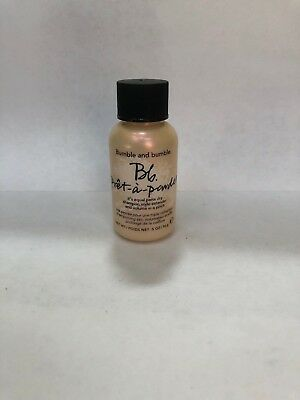 Bumble and Bumble Pret-A-Powder Dry Shampoo Travel Size .5 Oz [BRAND NEW]