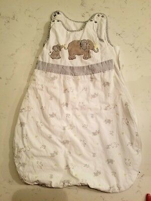 laura ashley sleeping bag 0-6 months excellent condition