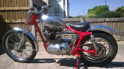 Royal Enfield Pre 65 Trials. Easy project.