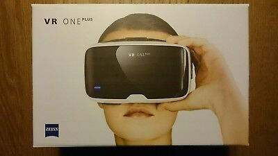 Zeiss VR ONE PLUS Virtual Reality Brille NEU OVP